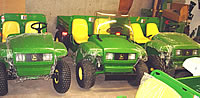 Used John Deere Gators